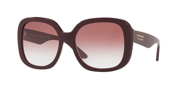 a1f68255995f Burberry BE4259 36878D Sunglasses in Burgundy | SmartBuyGlasses USA