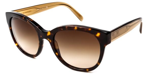 b0fd809d3a Burberry BE4187 Trench 350613 Sunglasses Tortoise