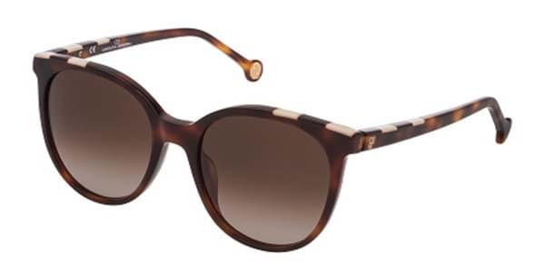 Gafas de Sol Carolina Herrera SHE794 0752 Carey  4d3e8b5aac04