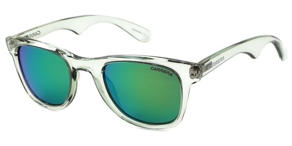 8f7094593bd3 Carrera CARRERA 6000 2R3/Z9 Sunglasses in Clear | SmartBuyGlasses USA