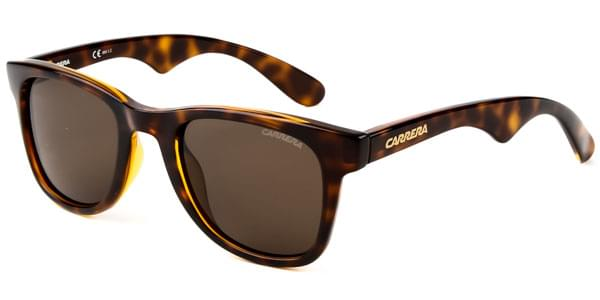 e3475d85c494 Carrera CARRERA 6000 Polarized 791/SP Sunglasses in Tortoise |  SmartBuyGlasses USA