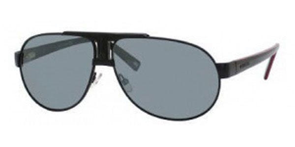 3ed197e0401b Carrera CARRERA X-cede 7010/S Polarized 1L3/RT Sunglasses in Black ...