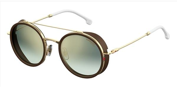 Carrera 167/S 24S/EZ Sunglasses Gold | SmartBuyGlasses India