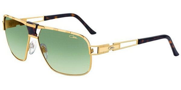 9353aa5806261 Lunettes de Soleil Cazal 9039 (18K Gold Plated) 002 Or