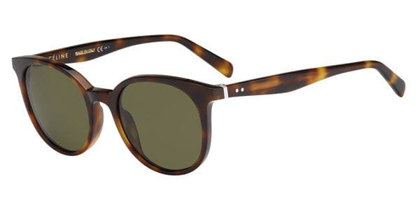 5cdc689848 Celine CL 41067 S Thin Mary Small 05L 1E Sunglasses in Tortoise ...