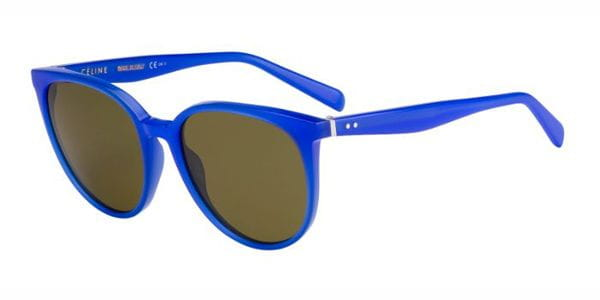 ea35900c5cdab Celine CL 41068 S Thin Mary MTP A6 Sunglasses in Blue ...