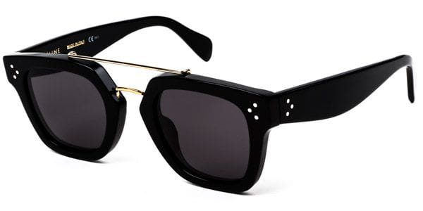 d74ff1880ced Celine CL 41077 S Bridge 807 BN Sunglasses in Black ...