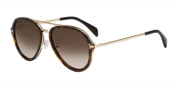 7438a8721ce1 Celine CL 41374 S Drop ANT 9J Sunglasses Gold