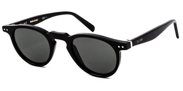 ab95b994188 Celine CL 41401 S Thin Charline 807 8A Sunglasses in Black ...