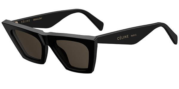 4a91cea037a Celine CL 41468 S 807 IR Sunglasses in Black
