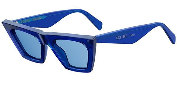 4c760706318 Celine CL 41468 S GEG KU Sunglasses Blue
