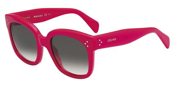 90cf7351e08 Celine CL 41805 S New Audrey J5O Z3 Sunglasses in Pink ...