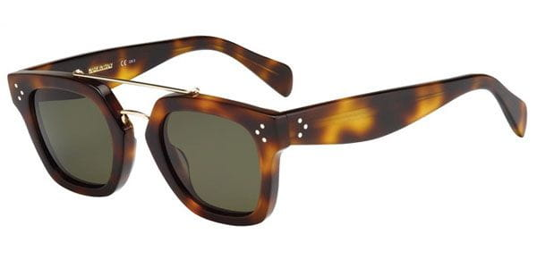 9224b70dc98a Celine CL 41077 S Bridge 05L 1E Sunglasses Tortoise