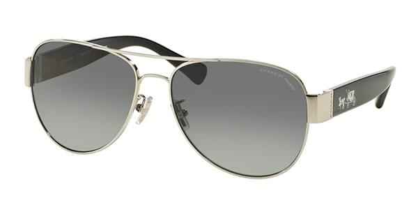 b3573662d1 ... hc7059 polarized 9015t3 sunglasses 90ba5 a9029 greece exclusive coach  hc7064 sunglasses in 926411 silver dk gry crys grey gradient 6da92 2216f  discount ...