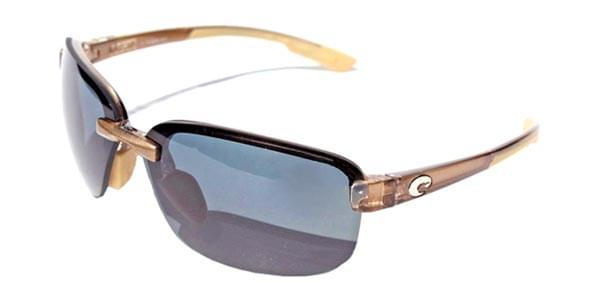 211748ba8fb Costa Del Mar Austin Polarized AU 71 OGP Sunglasses Brown ...