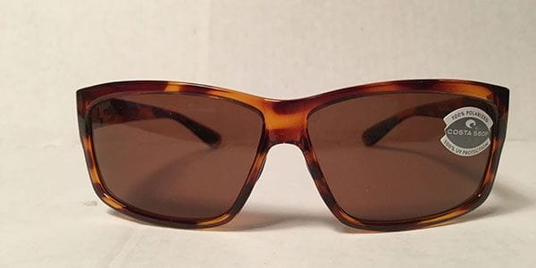 e919eae8cb Costa Del Mar Cut Polarized UT 51 OGP Sunglasses in Brown ...