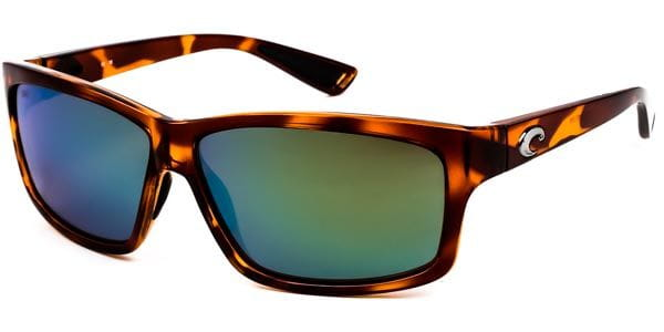 62e5fd2fa0 Costa Del Mar Cut Polarized UT 51 OGMGLP Sunglasses in Brown ...
