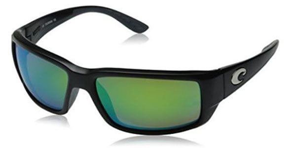 ec7b9cfad490 Costa Del Mar Fantail Polarized TF 01 OGMGLP Sunglasses in Black ...