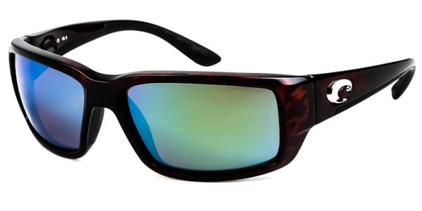 16776337729 Costa Del Mar Fantail Polarized TF 10 OGMGLP Sunglasses Tortoise ...