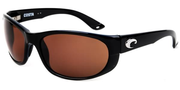 f229d78d0c Costa Del Mar Howler Polarized HO 11 OCP Sunglasses Black ...
