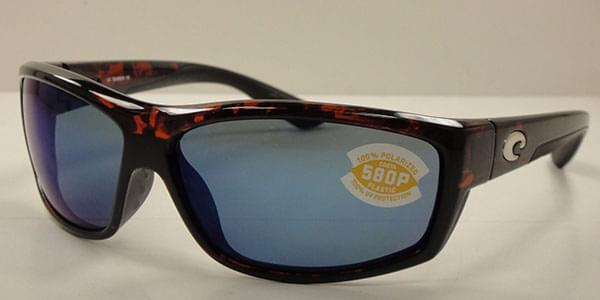 85249a0c27b Costa Del Mar Saltbreak Polarized BK 18 BMGLP Sunglasses Silver ...