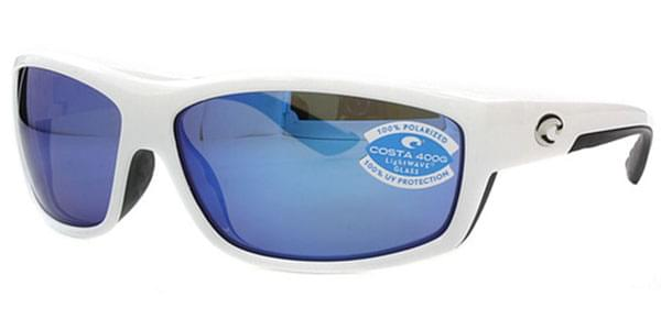 e6296493deafb Óculos de Sol Costa Del Mar Saltbreak Polarized BK 25 BMGLP Branco ...