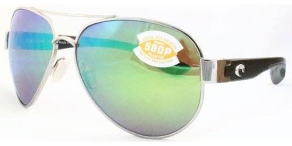 f44f1e84302 Costa Del Mar South Point Polarized SO 21 OGMGLP Sunglasses Silver ...