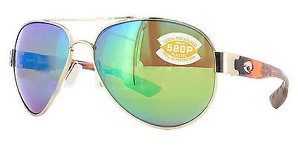 bbbfe2bf157 Costa Del Mar South Point Polarized SO 84 OGMGLP Sunglasses Gold ...