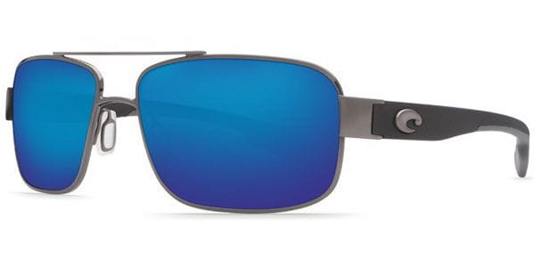 5b4b70c21d2 Costa Del Mar Tower Polarized TO 22 BMGLP Sunglasses in Grey ...