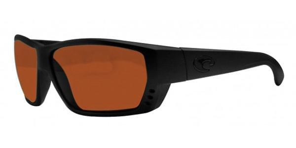 f08dc40f07 Costa Del Mar Tuna Alley Polarized TA 01 OCP Sunglasses in Black ...