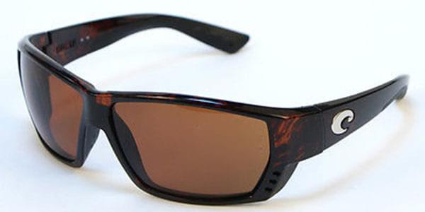 672398408a9 Costa Del Mar Tuna Alley Polarized TA 10 OCGLP Sunglasses in ...