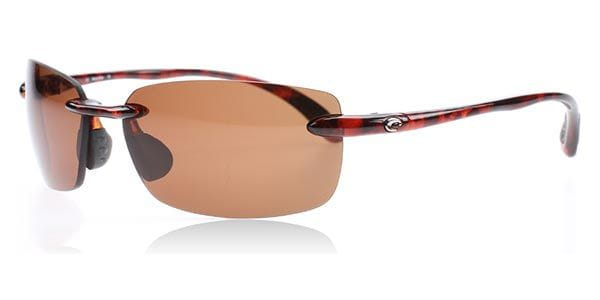 f9815cf890fe5 Costa Del Mar Ballast Polarized BA 10 OCP Sunglasses in Tortoise ...