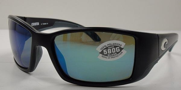 fddf183f76 Costa Del Mar Blackfin Polarized BL 11GF OBMGLP Sunglasses