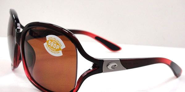 34a6c34eaa7 Costa Del Mar Tower Polarized BG 48 OCP Sunglasses Burgundy ...