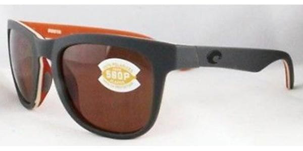 fca431e15a4fa Costa Del Mar Copra Polarized COP 102 OCP Sunglasses in Black ...