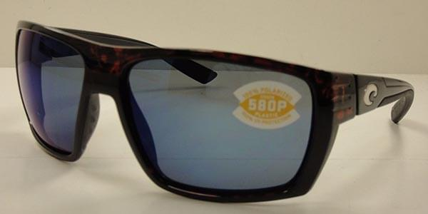 85c00f1c74 Costa Del Mar Hamlin Polarized HL 10 OBMP Sunglasses in Tortoise ...