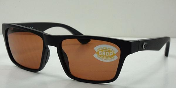 43058565cb Costa Del Mar Hinano Polarized HNO 01 OCP Sunglasses Black ...