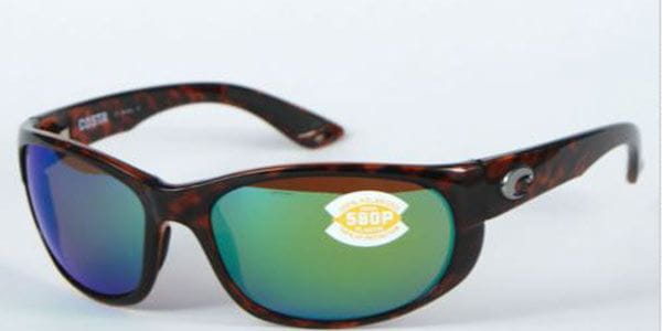 8aaff6f491 Costa Del Mar Howler Polarized HO 10 OGMP Sunglasses in Tortoise ...