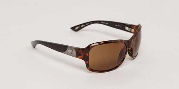 25be299f21af5 Costa Del Mar Inlet Polarized IT 76 OCP Sunglasses in Black ...