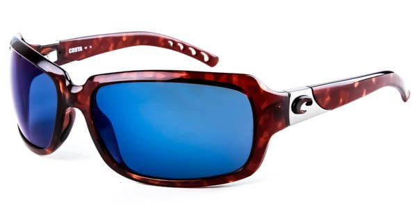 0fefd1ac98c Costa Del Mar Isabela Polarized IB 10 OBMP Sunglasses in Tortoise ...