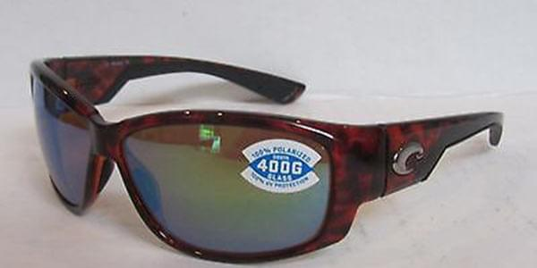 6eb9a30cfd4 Costa Del Mar Luke Polarized LK 10 GMGLP Sunglasses Tortoise ...