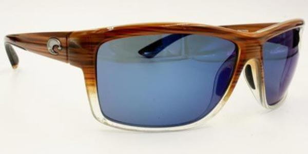 6386ed3272 Costa Del Mar Mag Bay Polarized AA 81 OBMGLP Sunglasses in Brown ...