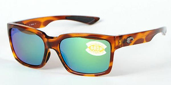 3cc004ad86 Costa Del Mar Playa Polarized PY 51 OGMGLP Sunglasses Brown ...