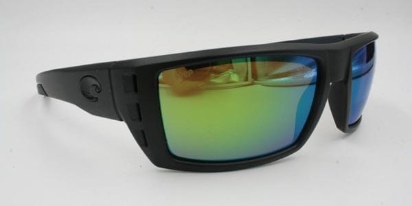 b064d4ecd9f Costa Del Mar Rafael Polarized RFL 01 OGMGLP Sunglasses Black ...