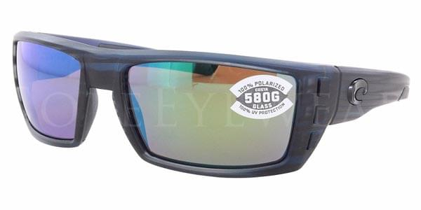 d4755413cfe Costa Del Mar Rafael Polarized RFL 111 GMGLP Sunglasses Green ...