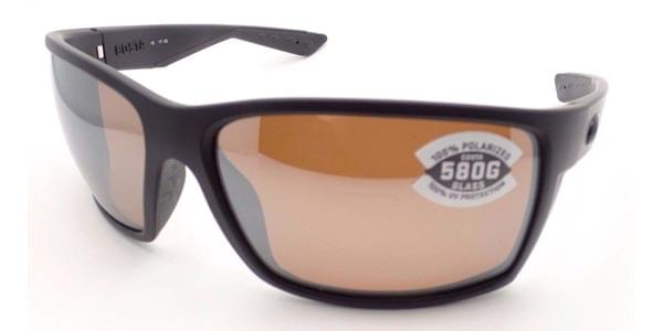 cbe735ad61 Costa Del Mar Reefton Polarized RFT 01 OSCGLP Sunglasses Black ...
