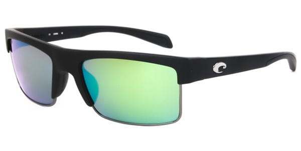 976b96c5e3b78 Costa Del Mar South Sea Polarized SSE 11 OGMP Sunglasses in Black ...
