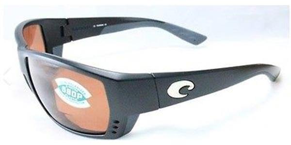 1fd251912d Costa Del Mar Tuna Alley Polarized TA 11GF OCP Sunglasses Black ...