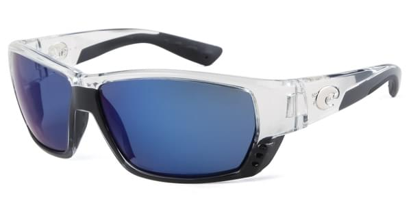 eedd3993cc Costa Del Mar Tuna Alley Polarized TA 39 OGMP Sunglasses Clear ...
