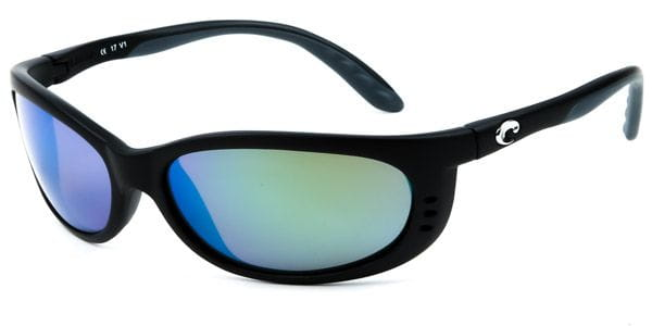 267f6719e5fc7 Costa Del Mar Fathom Polarized FA 11 OGMGLP Sunglasses in Black ...